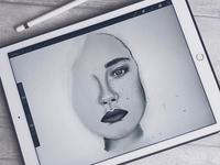 iPad Sketch WIP