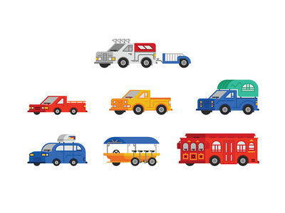 More Vehicles