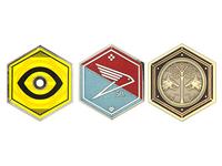 Destiny Quest Pins (Randoms)