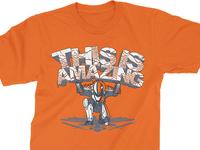 Destiny 2: Shaxx 'Amazing' T-Shirt