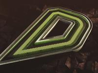 Deadset 3D Logo