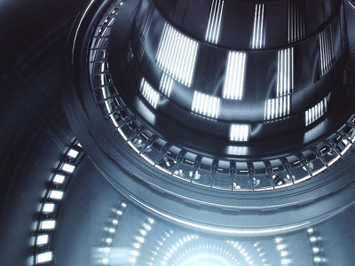 The Reactor 2 sci-fi cinema 4d 3d c4d