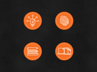 Jumprope Services Icons