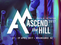 Ascend The Hill - Youth of the Nation Conference 2017