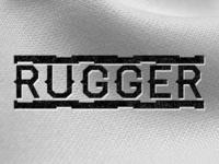 Fabric Logo - Rugger