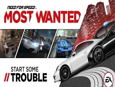 دانلود بازی Need for Speed Most Wanted برای اندروید