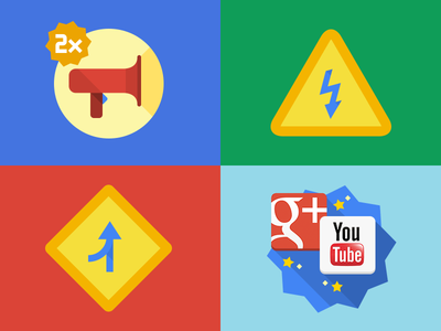 Google-y Icons