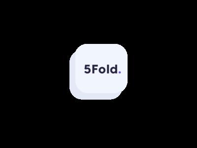 5Fold. Logo