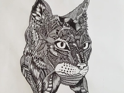 Amazing cat artwork illustraion illustrations drawart pencil sketch pencil drawing illustration art pencil art illustration daailyart