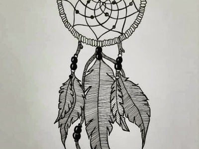 Dream catcher illustraion artist illustration illustration art pencil art design illustrations drawart pencil sketch daailyart