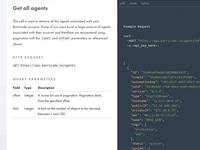 API Documentation Styles