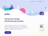 Duffle.sh Site