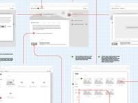 Create Class Wireframes