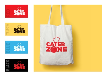 CATER ZONE logo