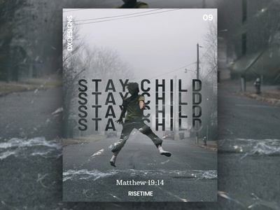 RiseTime 09 - Stay Child