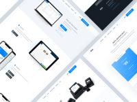 ikas Landing - Download and Pricing Page