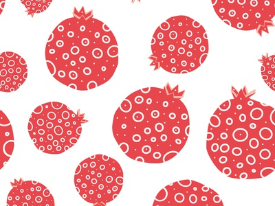 Abstract pomegrenate seamless pattern on white. pattern ornament judaism healthy hand painted hand drawn green garnet fruits freshness floral fabric exotic ethnic drawing cover card botanical background antioxidant