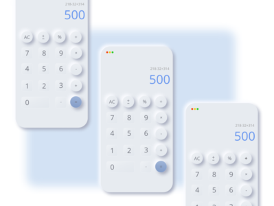 #004 calculator ui dayliui004 004 dayliui ux daily ui ui design