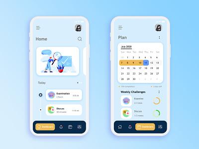 Note Education - Simple reminder app note education simple card calendar tasks