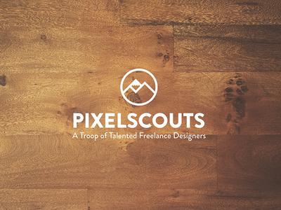 Pixelscouts Logo Concept