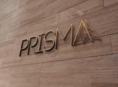 Prisma Logo Design