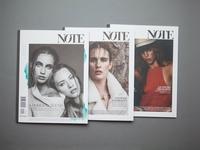 NOTE Magazine design