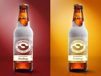 Soekildegaard beer labels