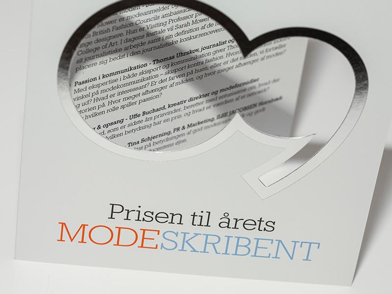 Invitation to fashion event silver invitation fashion layout typography graphic  design art direction