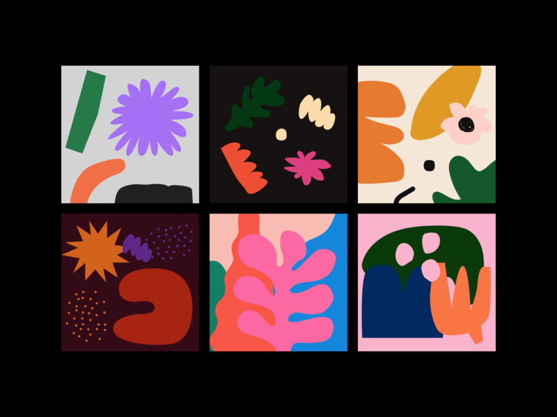 Favourite patterns 🌈 brand exploration visual brand combinations combination exploration layout instagram banner instagram post instagram color colorscheme colors pattern patterns