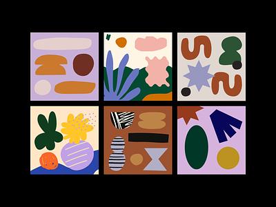 Favourite patterns 🌈 exploration visual brand color color scheme combination instagram post instagram design colors branding exploration brand color palette pattern patterns