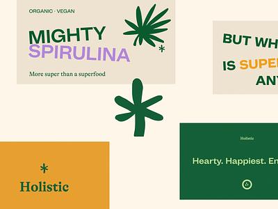 Holistic Concept 2 pitaya label design packaging vegan label brand exploration branding superfood colorscheme brand identity