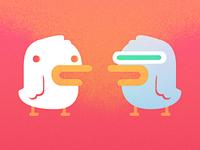 Normal Duck meets Future Duck