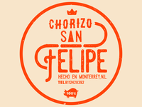 Chorizo San Felipe