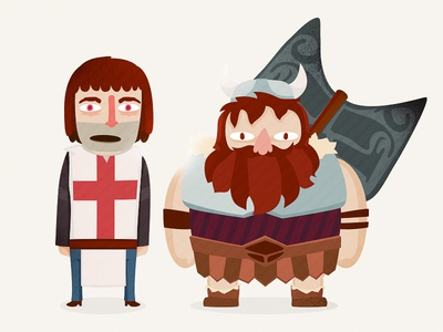 Crusader & Viking