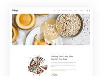 Cake Shop Home Page