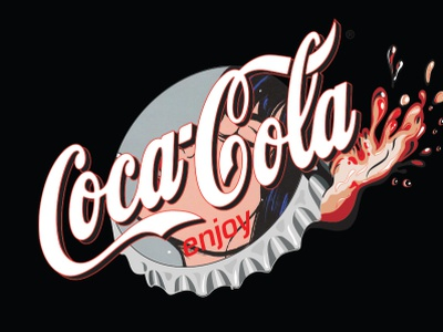 1 typography you can buy it shop mycollection illustration freevector free colors creative coca-cola