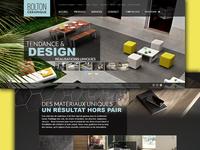 Bolton Ceramique- Web Design