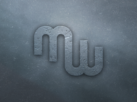 Misty Web Logo Design