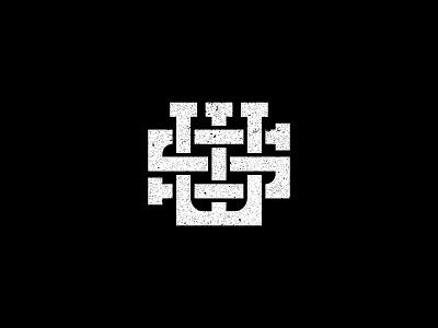 Monogram SW spotting flat monogram design logo white black dark iconic logo simple logo design monogram logo