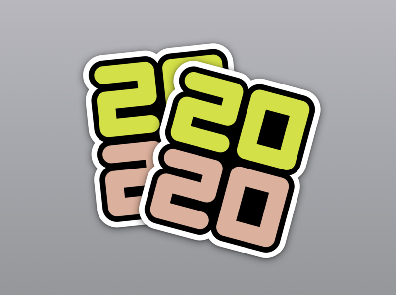 Apple WWDC 2020 Stickers