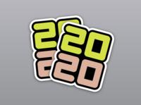 Apple WWDC 2020 Stickers stickers 2020 wwdc20 apple wwdc