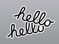 Apple WWDC 2020 Hello Stickers sticker wwdc20 wwdc apple hello