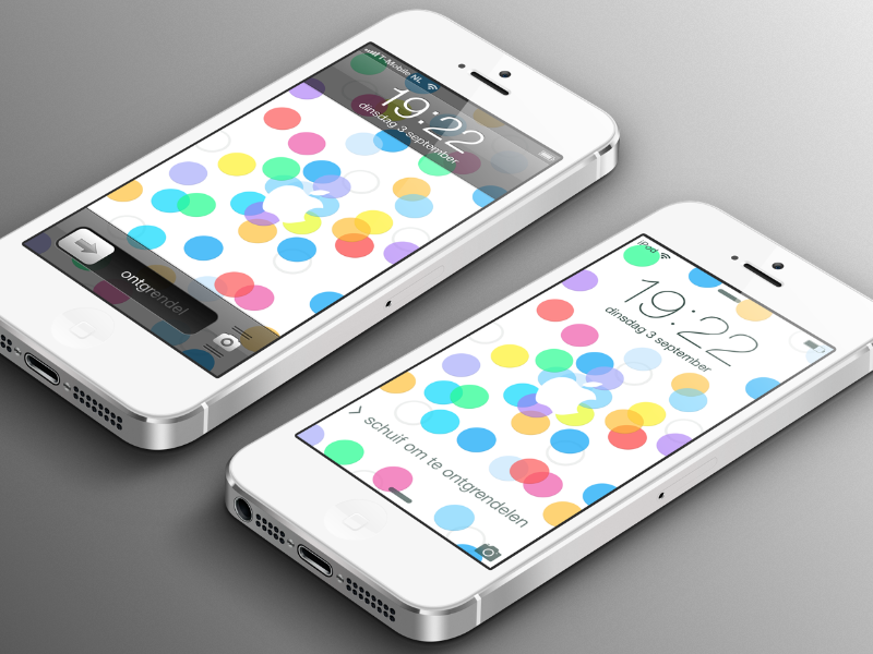 Apple Event Wallpapers apple event 10 september colors iphone 5c 5s invitation
