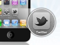 Simple NewTwitter icon