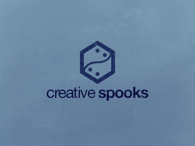 Creative spooks logo fixed