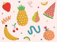 Yummy Fruit