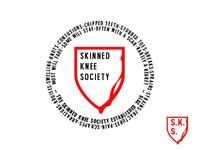 Skinned Knee Society Seal