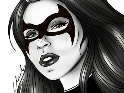 Profile Icon - TriveiLyn digital art illustration trivei lyn original character heroine