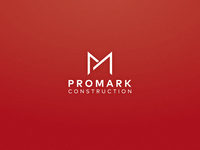 Logo for a construction company brand identity drawing logodesign mark minimalistic visual identity construction font icon design typography logotype identity illustrator geometric logo illustration vector branding brand