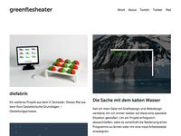 GreenFleshEater.com November14